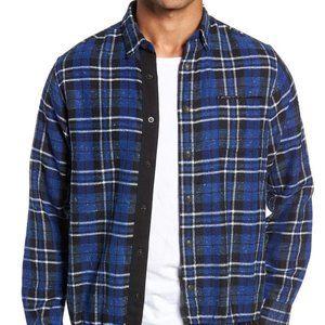 Good Man Brand BNWT slim shirt jacket Medium
